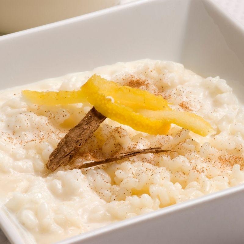 recipe for arroz con leche